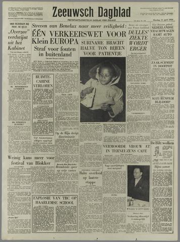 Zeeuwsch Dagblad 1959-04-15