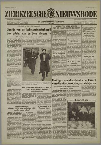 Zierikzeesche Nieuwsbode 1958-03-21