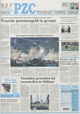 Provinciale Zeeuwse Courant 2001-05-28