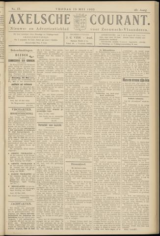 Axelsche Courant 1933-05-19