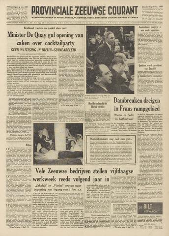 Provinciale Zeeuwse Courant 1960-10-06