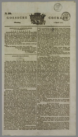 Goessche Courant 1832-04-09