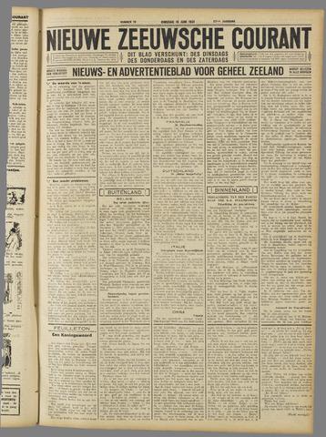 Nieuwe Zeeuwsche Courant 1931-06-16