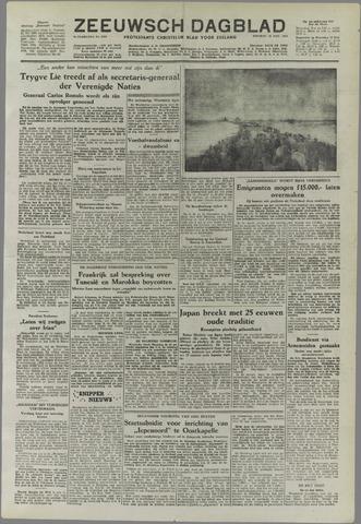 Zeeuwsch Dagblad 1952-11-11