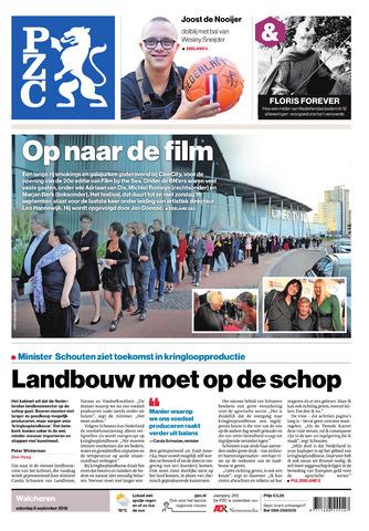 Provinciale Zeeuwse Courant 2018-09-08