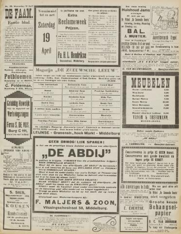 de Faam en de Faam/de Vlissinger 1924-04-16