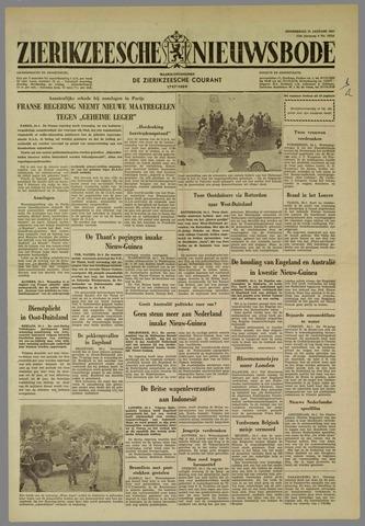 Zierikzeesche Nieuwsbode 1962-01-25