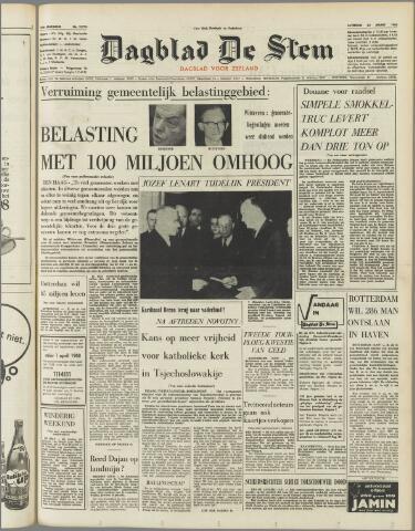 de Stem 1968-03-23