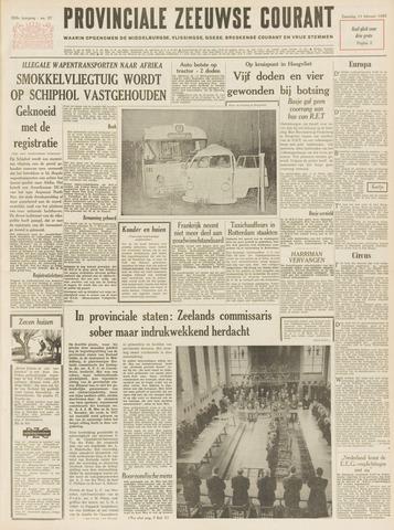 Provinciale Zeeuwse Courant 1965-02-13