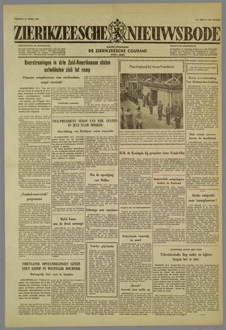 Zierikzeesche Nieuwsbode 1959-04-17
