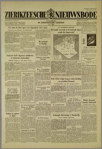 Zierikzeesche Nieuwsbode 1962-02-26