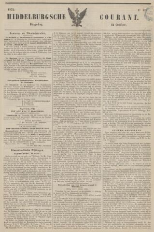 Middelburgsche Courant 1852-10-12