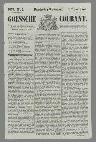 Goessche Courant 1874-01-08