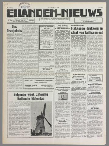 Eilanden-nieuws. Christelijk streekblad op gereformeerde grondslag 1976-04-29