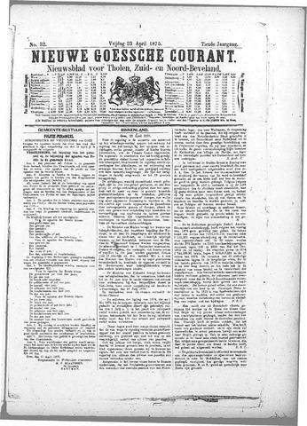 Nieuwe Goessche Courant 1875-04-23
