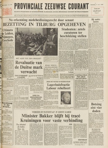 Provinciale Zeeuwse Courant 1969-05-08
