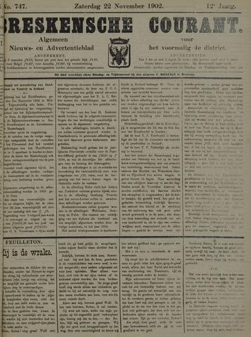 Breskensche Courant 1902-11-22