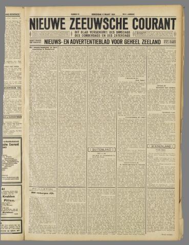 Nieuwe Zeeuwsche Courant 1934-03-08