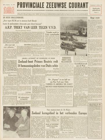 Provinciale Zeeuwse Courant 1964-10-08