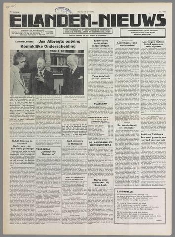 Eilanden-nieuws. Christelijk streekblad op gereformeerde grondslag 1976-04-27