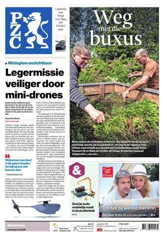 Provinciale Zeeuwse Courant 2018-05-02