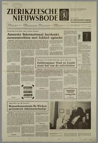 Zierikzeesche Nieuwsbode 1988-11-29