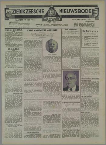 Zierikzeesche Nieuwsbode 1936-05-11