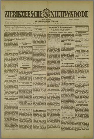 Zierikzeesche Nieuwsbode 1952-05-05
