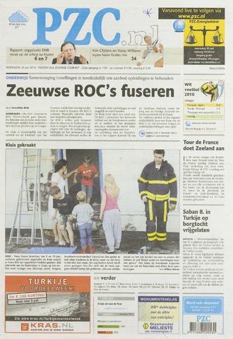 Provinciale Zeeuwse Courant 2010-06-30