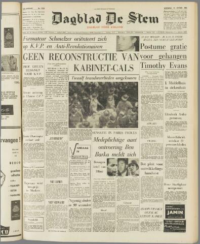 de Stem 1966-10-19