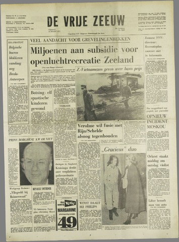 de Vrije Zeeuw 1971-03-19