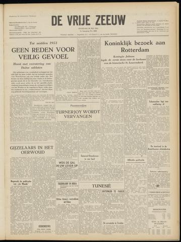 de Vrije Zeeuw 1952-05-20