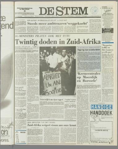 de Stem 1985-08-30