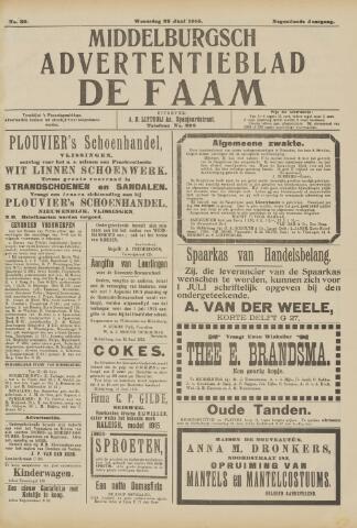 de Faam en de Faam/de Vlissinger 1915-06-23
