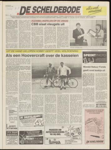 Scheldebode 1990-01-18