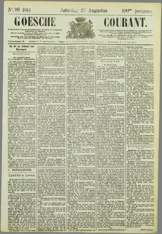 Goessche Courant 1913-08-23