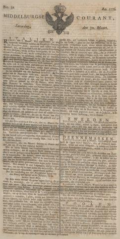 Middelburgsche Courant 1776-03-30