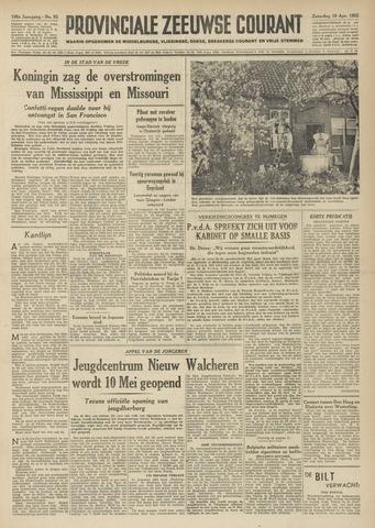 Provinciale Zeeuwse Courant 1952-04-19