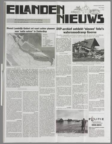 Eilanden-nieuws. Christelijk streekblad op gereformeerde grondslag 2007-01-30