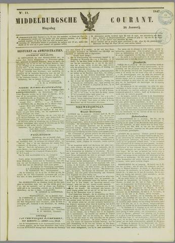 Middelburgsche Courant 1847-01-26