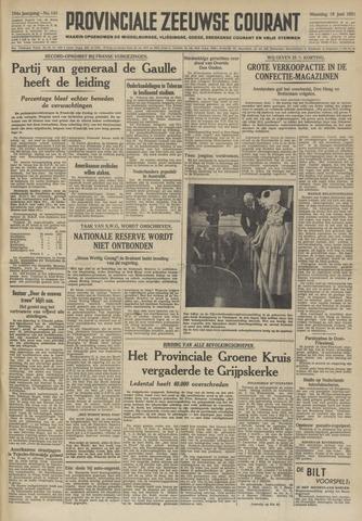 Provinciale Zeeuwse Courant 1951-06-18