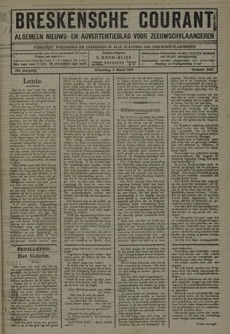 Breskensche Courant 1919-03-05
