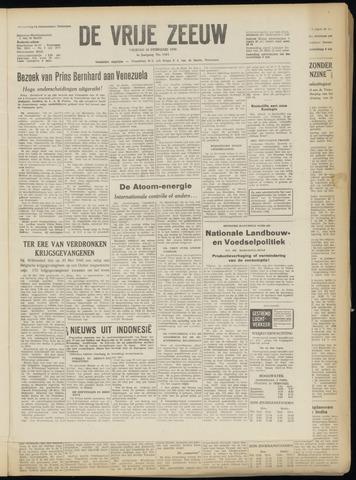 de Vrije Zeeuw 1950-02-10
