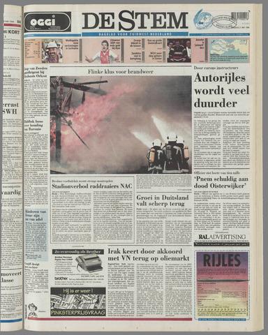 de Stem 1996-05-21