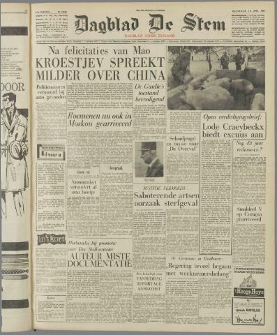 de Stem 1964-04-18