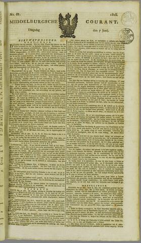 Middelburgsche Courant 1825-06-07