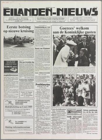 Eilanden-nieuws. Christelijk streekblad op gereformeerde grondslag 1989-05-02