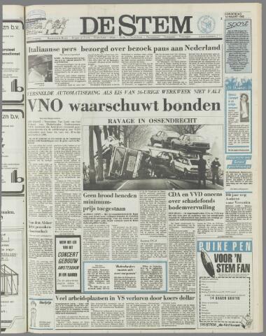 de Stem 1985-03-14