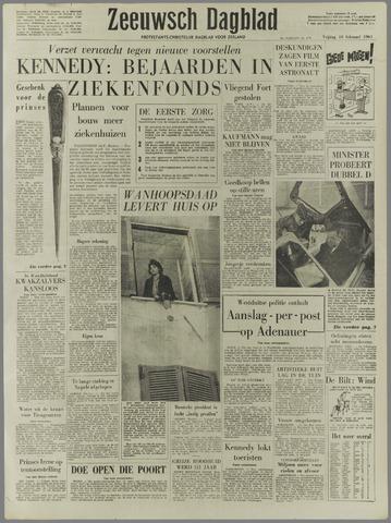 Zeeuwsch Dagblad 1961-02-10