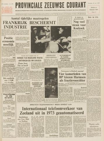 Provinciale Zeeuwse Courant 1968-06-26